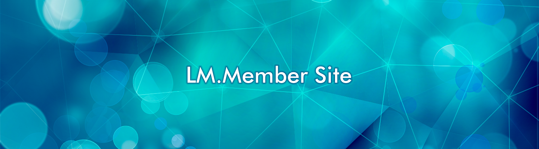LM.Member Site